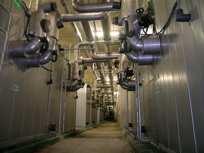 (5)藉由冷却水塔改善,冰水主机汰换