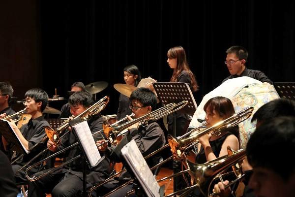 嘉南药理科大管乐社「赏乐」音乐成果发表会---[ 悠游